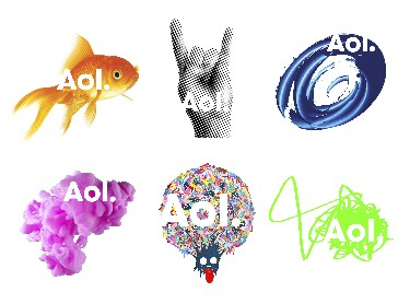 AOL new logo
