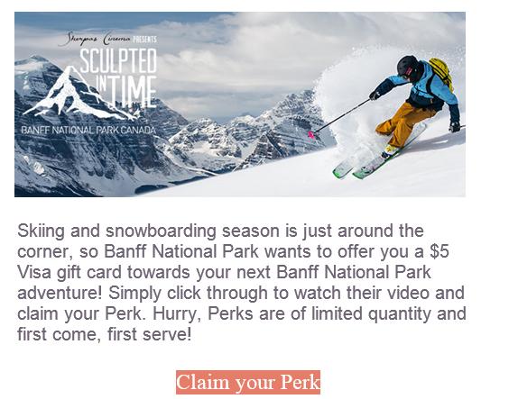 Banff Promo